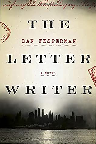 book cover of The Letter Writer