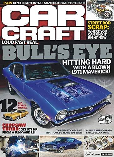 Car Craft - Magazine Craft Trends