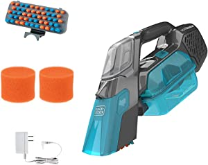 BLACK+DECKER spillbuster Portable Carpet Cleaner, Handheld (BHSB315JF)