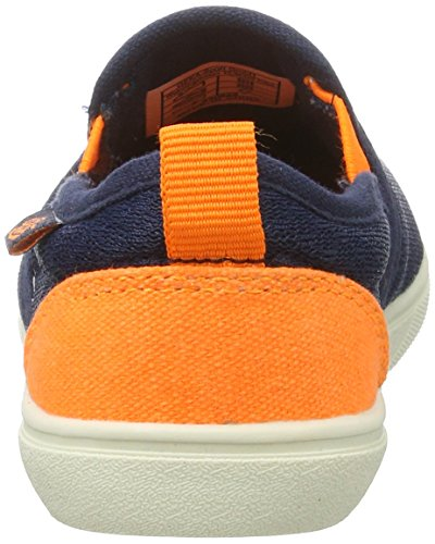 orange marine Niños Para Mocasines Fun Azul Lico 4qT7Yq