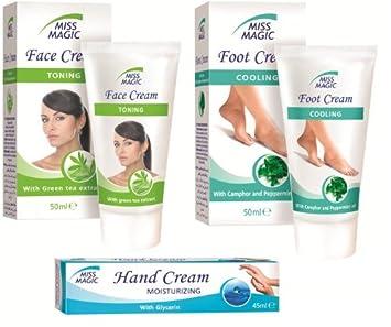 miss magic foot cream