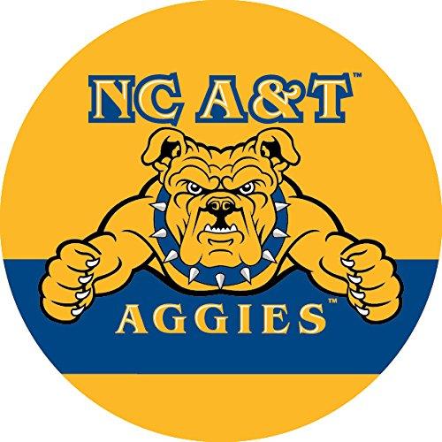 North Carolina A&T State Aggies Paper Coaster 4 Pack