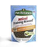 Pet Botanics 10 Oz Training Reward Bacon Treats For Dogs, Mini