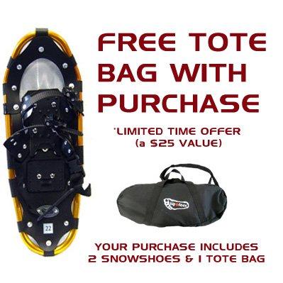 Amazon.com: Zapatillas de nieve para niños de 22.0 in con ...
