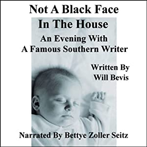 Not a Black Face in the House Audiobook