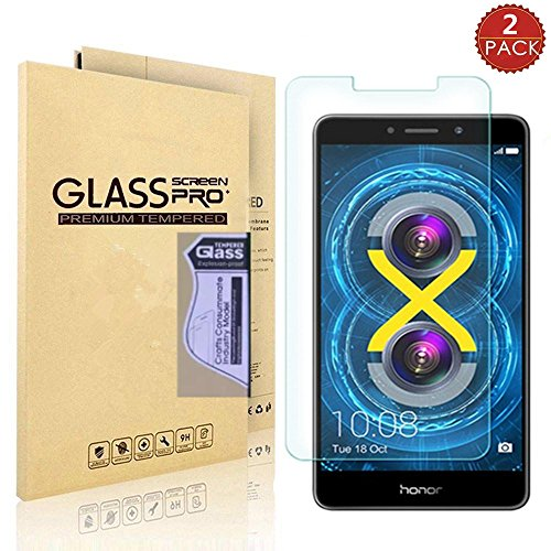 Tempered Glass for Huawei Honor 6 (Clear) - 8
