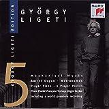 Ligeti: Mechanical Music