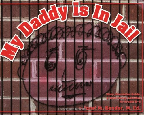 My Daddy Jail Discussion Activities product image