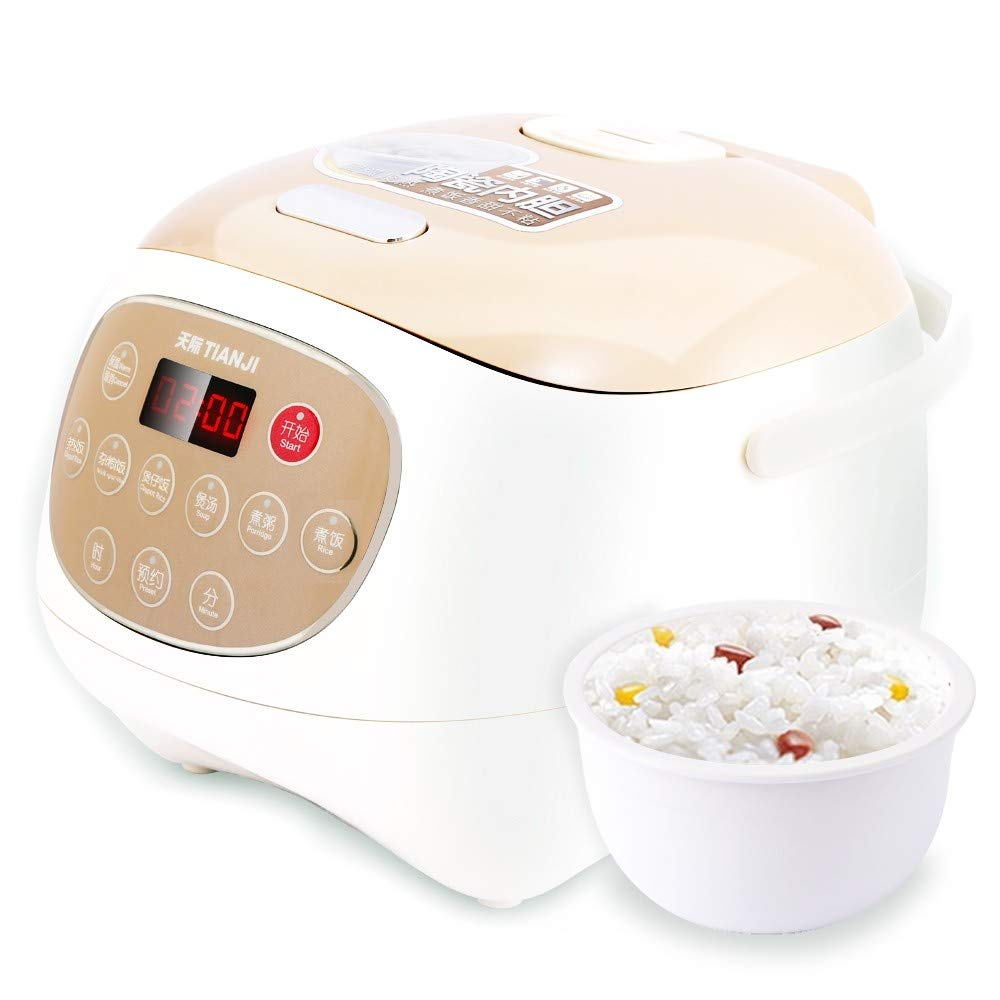 Tianji Ceramic Pot Digital Rice Cooker FD30D (Update from FD20D)3L, Porridge, Soup maker