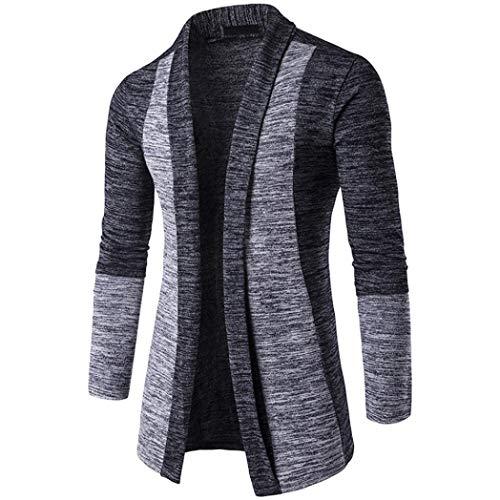 Pants Flower Knit - Muranba Clearance Men's Autumn Winter Knit Cardigan Coat Jacket