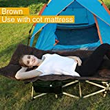 REDCAMP  Camping Cots for Adults, Easy and Portable