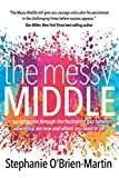 img - for The Messy Middle: Encouraging You Through the Frustrating Gap Between Where You Are Now and Where You Want to Be book / textbook / text book