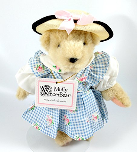Muffy Vanderbear Plush Bear DRESSED in HIGH TEA COLLECTION OUTFIT