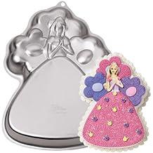 Wilton Cake Pan: Celebration Barbie (2105-8934, 2004)