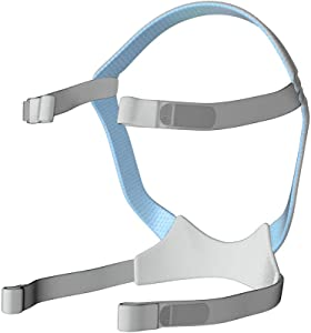 Quattro Air Full Face Headgear - Standard - 62756 by, No Color, Size Standard