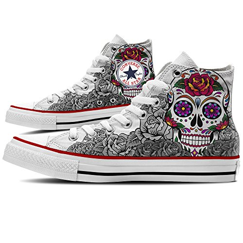 Sneaker The By Personalizzate Scarpe Converse Yourstyle Mexican vAr8vq