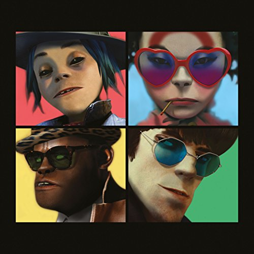 Gorillaz - Humanz [Japan Deluxe Edition] (2017) [CD FLAC] Download