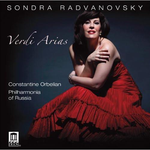 Amazon.com: Verdi: Arias: Sondra Radvanovsky: MP3 Downloads