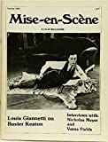 img - for Mis-en-Scene: A Film Magaine (Spring, 1980) book / textbook / text book