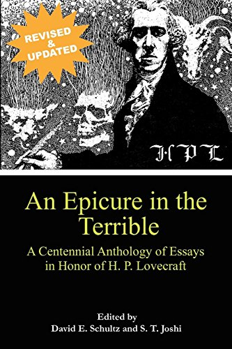 _INSTALL_ An Epicure In The Terrible: A Centennial Anthology Of Essays In Honor Of H. P. Lovecraft. Visit Numeros country PRIME Algunas exactly their chapter