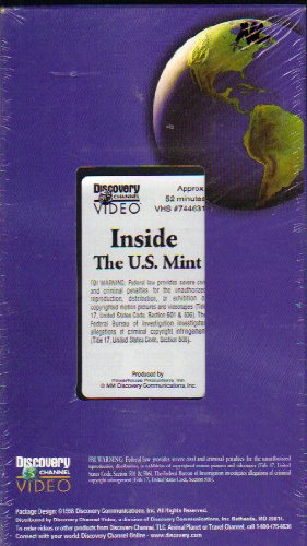 inside-the-us-mint-discovery-channel-video-vhs