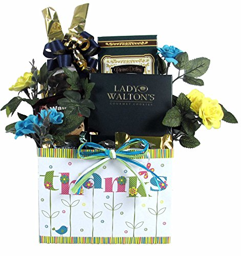 In Appreciation, Thank You Gift Basket (Small)