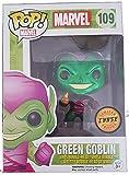 Funko POP! Marvel 109 Green Goblin Metallic Chase
