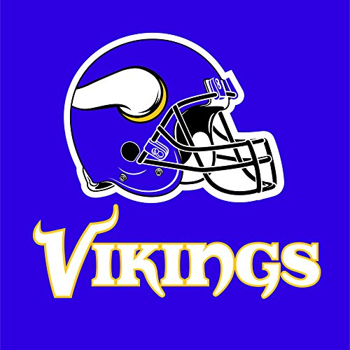 Creative Converting 16 Count Minnesota Vikings Lunch Napkins