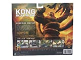 Kong Skull Island Creature Contact Playset With Winged Creature And Motorboat