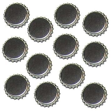 Kronkorken Flaschendeckel Silberkrone Basteln Scrapbooking