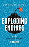 Exploding Endings Book One Painted Dogs & Doom Cakes: Short Stories with Big Twists