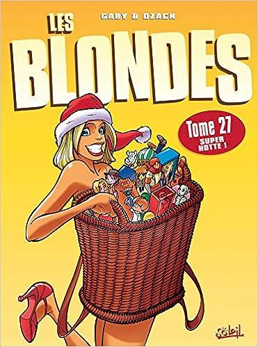 Les Blondes T27