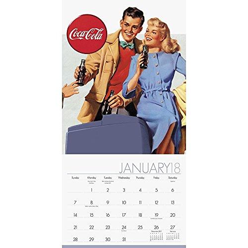 Coca-Cola 2018 Wall Calendar Photo #3