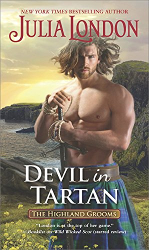 Devil in Tartan (The Highland Grooms)