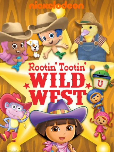 DVD : Nickelodeon Favorites: Rootin' Tootin' Wild West!