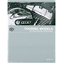 Harley Davidson 2016 Touring Models Service Manual Digital (CD)