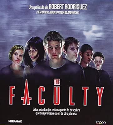 Pack: The Faculty (DVD + Blu-ray) [Blu-ray]: Amazon.es: Clea Duvall, Robert Rodriguez, Clea Duvall: Cine y Series TV