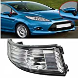 MONNY 1 Left or Right Door Wing Mirror Indicator Light Shell Cover 1579904601 For Ford/Fiesta MK8 2008 2009 2010 2011 2012 2013 2014