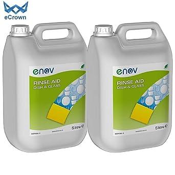 EnovK-085 - Lavavajillas y lavabo, 5 L, 2 unidades: Amazon.es ...