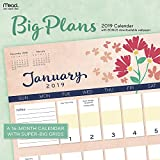 Big Plans TM Wall Calendar (2019)