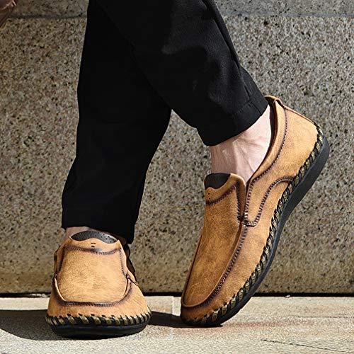 Femaroly Basse 5 Stringate Uomo Scarpe 39 EU Brown Marrone qqxPCUwnS