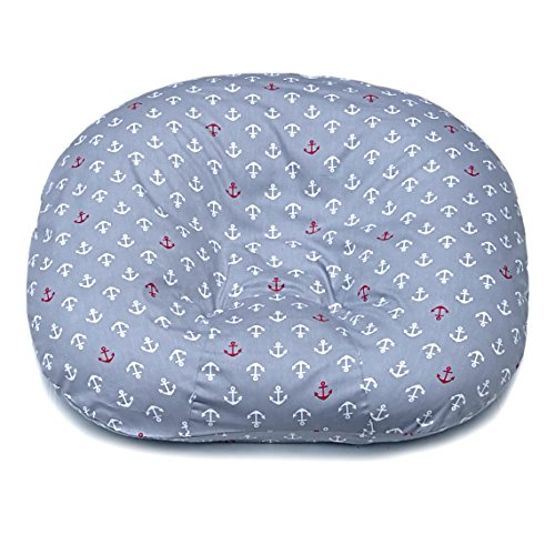 Removable Cover for Newborn Lounger. 100% Cotton. Made in USA (No.9)