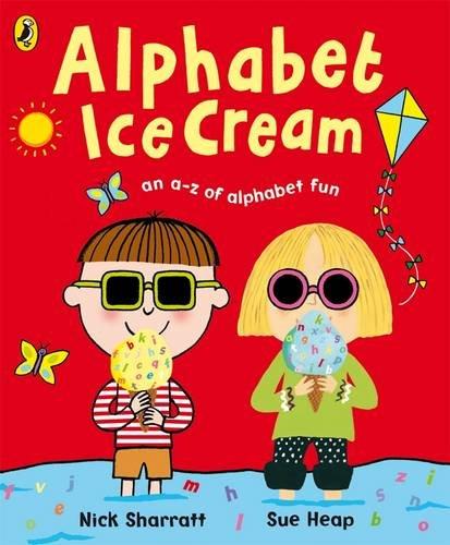 Download Alphabet Ice Cream: An A To Z Of Alphabet Fun PDF