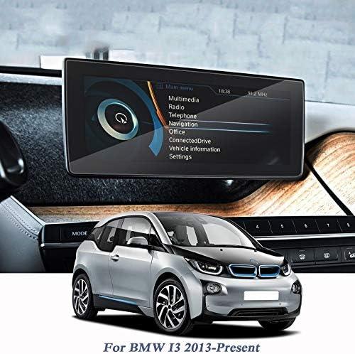 XHULIWQ ナビゲーション画面ガラス保護フィルムディスプレイ保護フィルム内部、BMW I3 2013 GPS