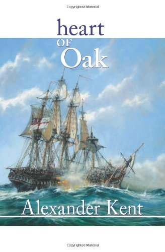 Book cover for Heart of Oak