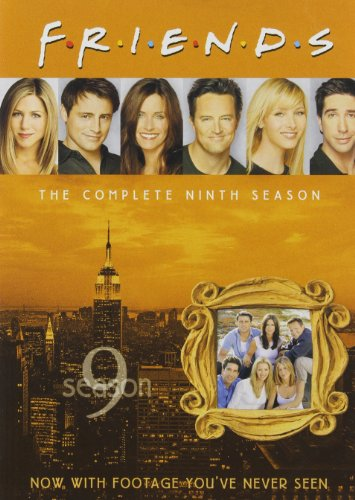 Friends: The Complete Ninth and Tenth Seasons (Friends Dvd Season 1)