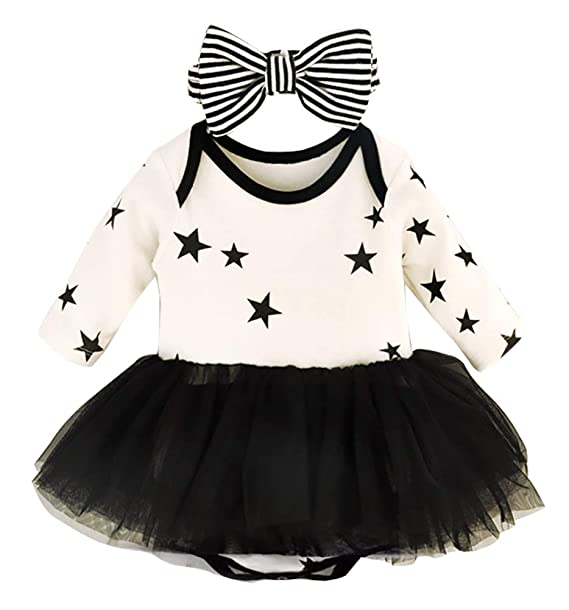 Amazon.com: Vestido de tutú con falda de conejo para bebé ...