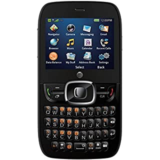 ZTE Altair 2 Z432 Cell Phone (AT&T) (Renewed)