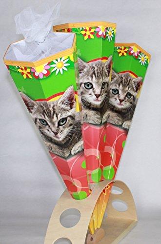 Kidscone Kitty-Cat (Hexa) Schultüte Zuckertüte (27