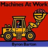 Machines at Work Board Book.